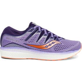 saucony Triumph ISO 5 Schuhe Damen purple/peach